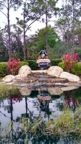 Pirate's Cove Miniature Golf