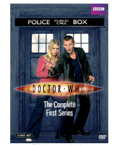 Doctor Who DVD 12 Gift Ideas Any Whovian Would Love - Includes 12 categories with over 30 Doctor Who gift ideas! - #doctorwho #giftideas #whovian #doctorwhogift #giftguide