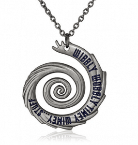 Doctor Who Necklace 12 Gift Ideas Any Whovian Would Love - Includes 12 categories with over 30 Doctor Who gift ideas! - #doctorwho #giftideas #whovian #doctorwhogift #giftguide