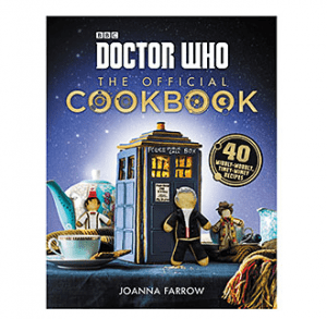 Doctor Who Cookbook