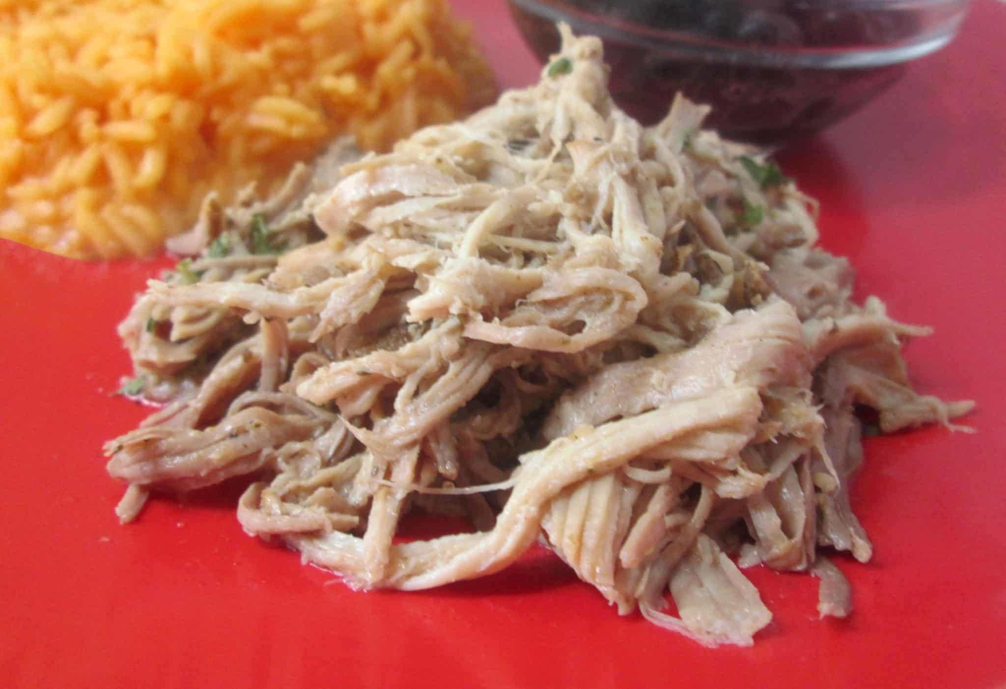 Crock Pot Mojo Pork Recipe