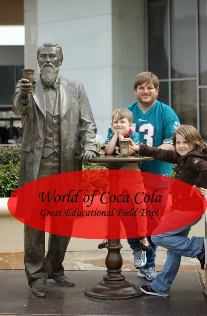 World of Coca Cola - A Great Educational Field Trip!