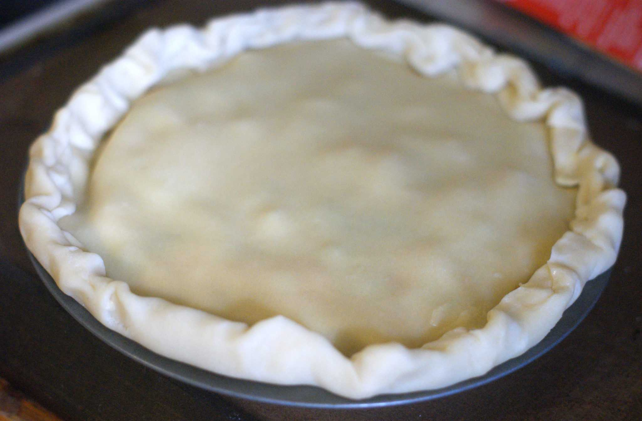Chicken pot pie uncooked with pie crust - #dinner #recipe #chickenpotpie #easyrecipe #mealplan #freezercooking #mealprep #chickenrecipe