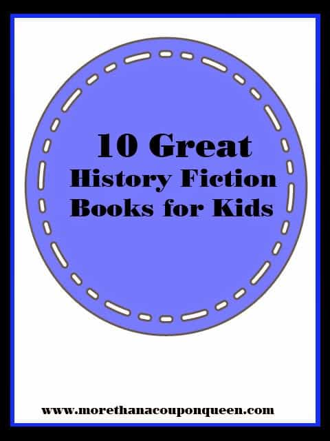 History Fiction Books for Kids