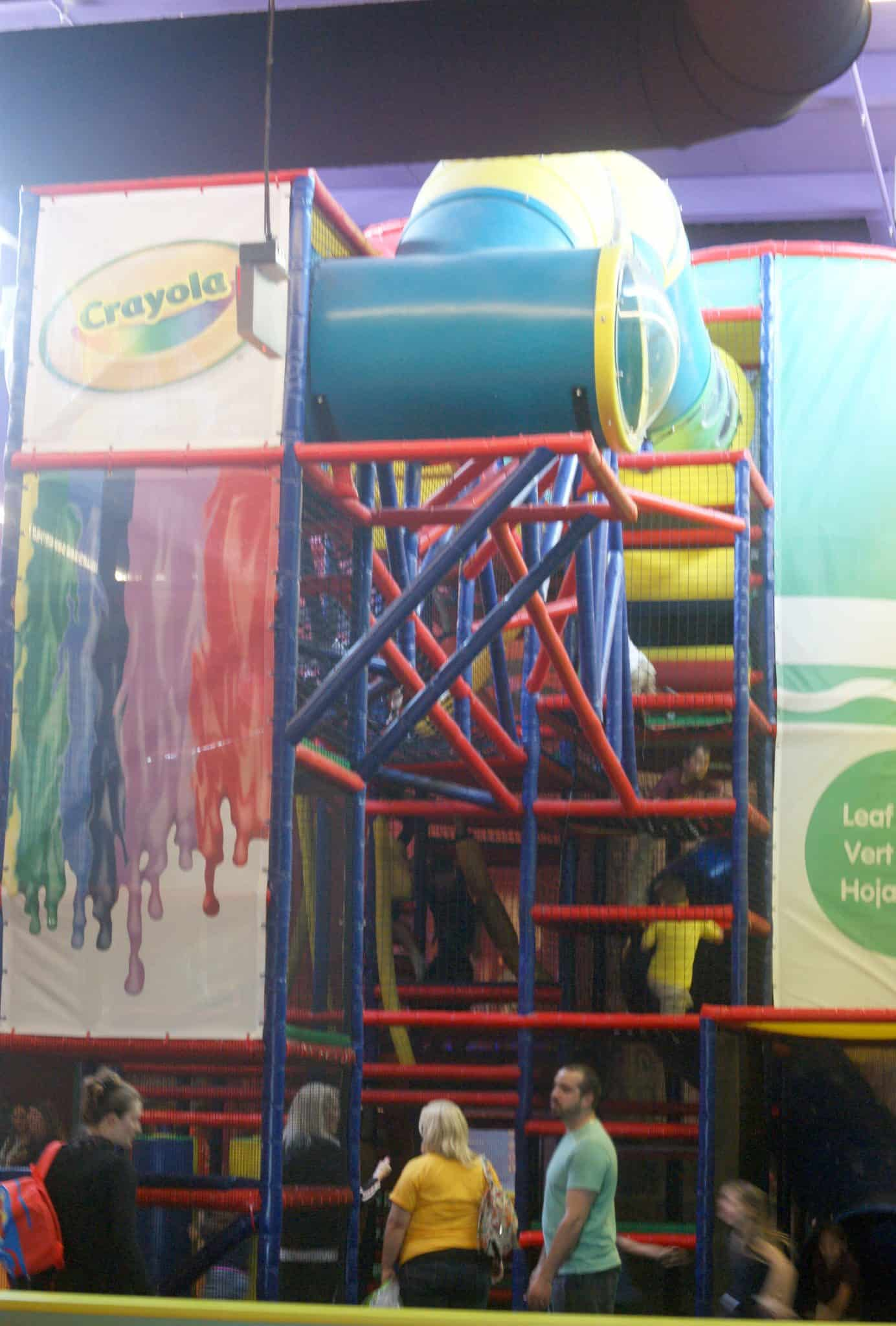 10 things to do at Crayola Experience Orlando