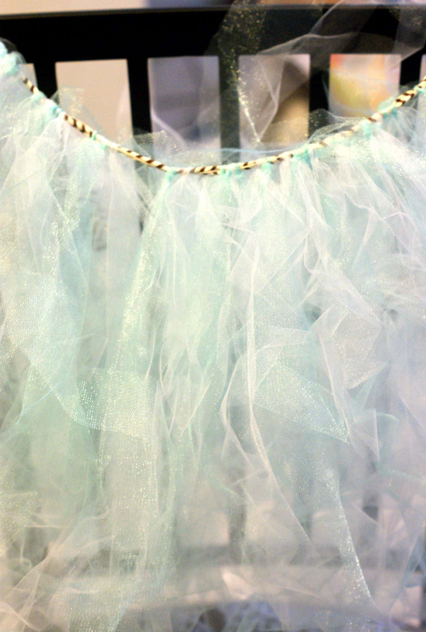 Pegasus Inspired Tutu Looking for a pegasus costume diy? Look no further! We did this one for Disney's Halloween Party and loved it. Easy Diy Disney Costume!
