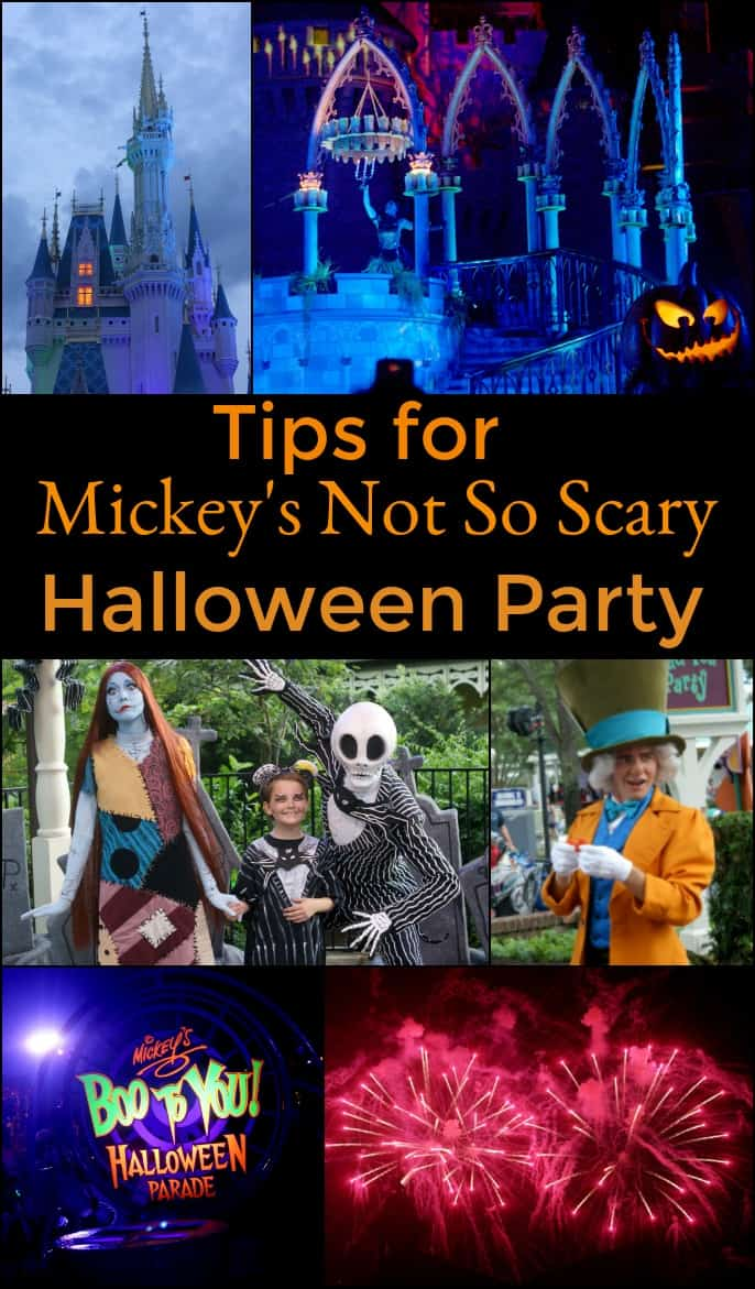 Tips for Mickey's Not So Scary Halloween Party - #Disney #DisneyWorld #MickeysNotSoScary #NotSoScaryHalloweenParty #Halloween #DisneyTrip #Travel #Orlando