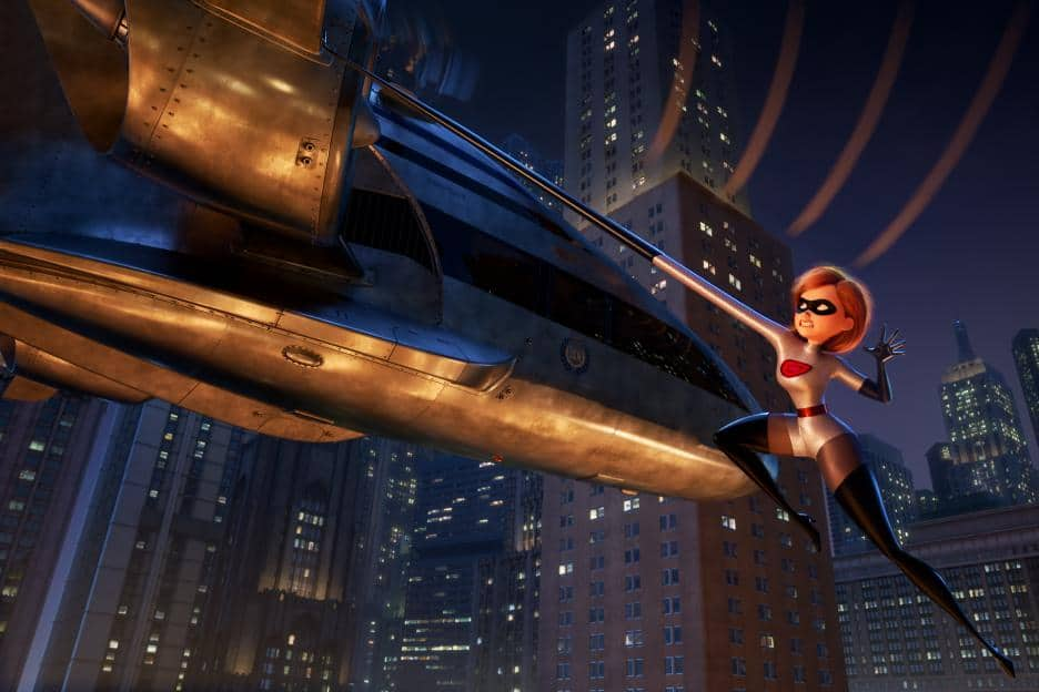 Incredibles 2 Review - Is Incredibles 2 approrpriate for kids?