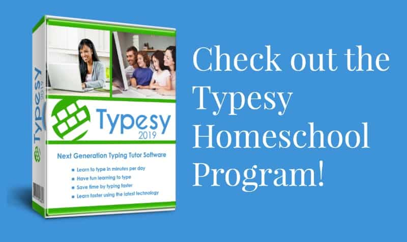 Typesy homeschool typing program is a great option for homeschool families who are looking to teach touch typing in their homeschool. In this video, I will show you how the program works, what you can get when you purchase it, and a sneak peek at the games.
