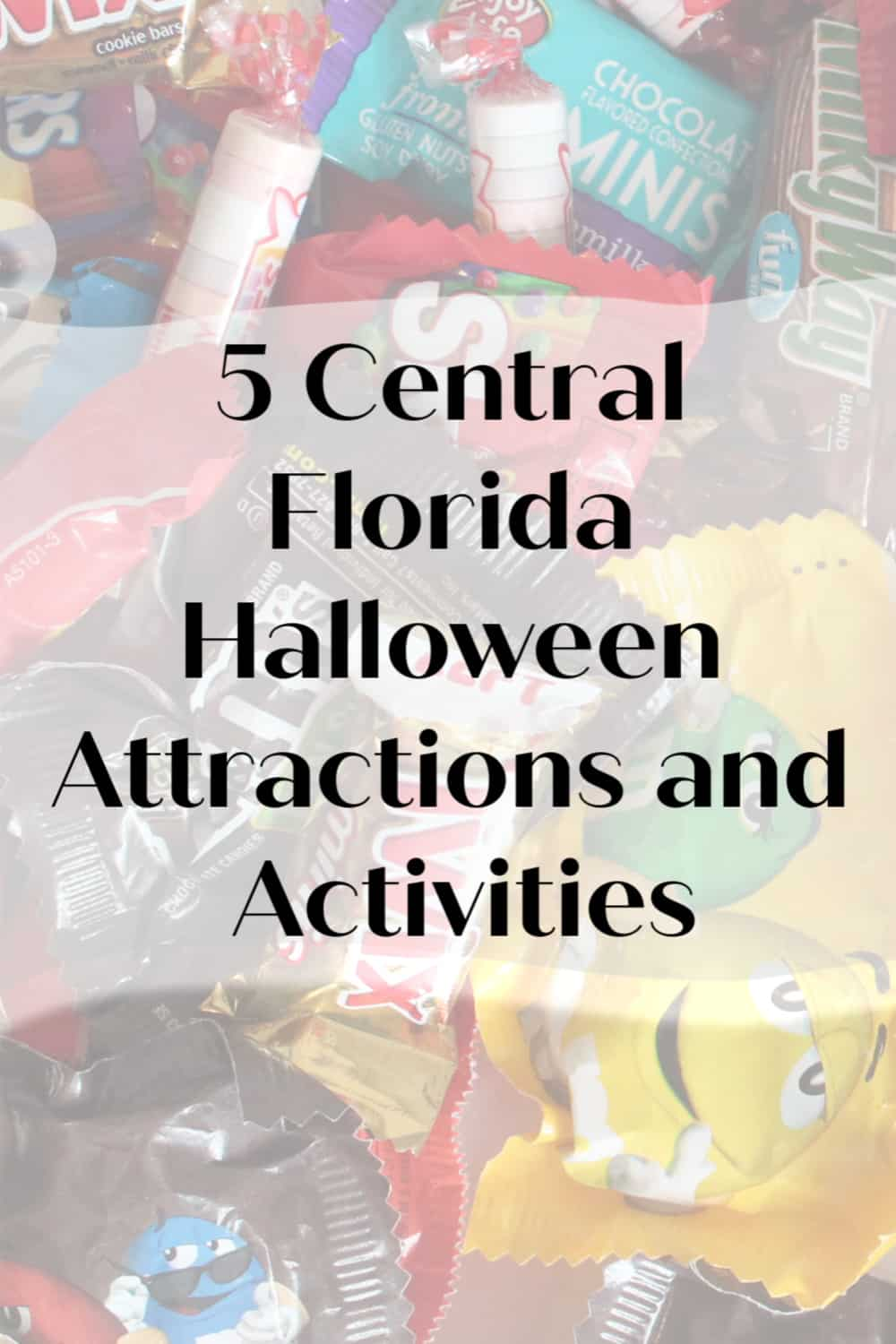 5 Central Florida Halloween Attractions and Activities