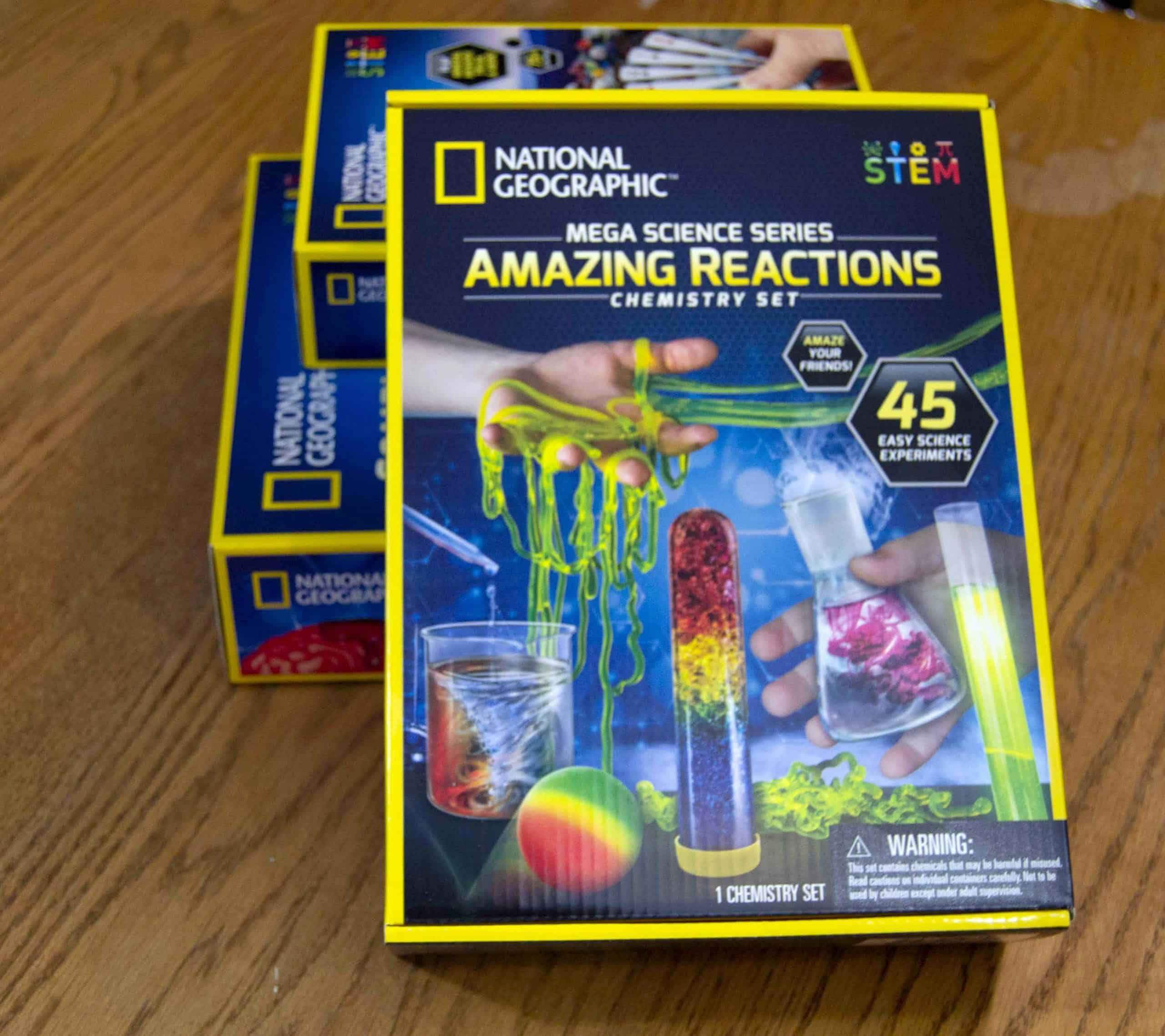 National geographic Science Kit