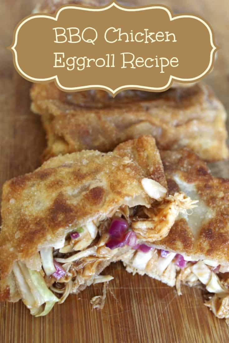 Looking for a delicious dinner option the kids are sure to love? This BBQ eggroll recipe is a must for your meal plan! Even better, it's an easy eggroll recipe you won't want to miss out on! #Recipe #MealPlanning #EggRolls #InstantPot #SlowCooker