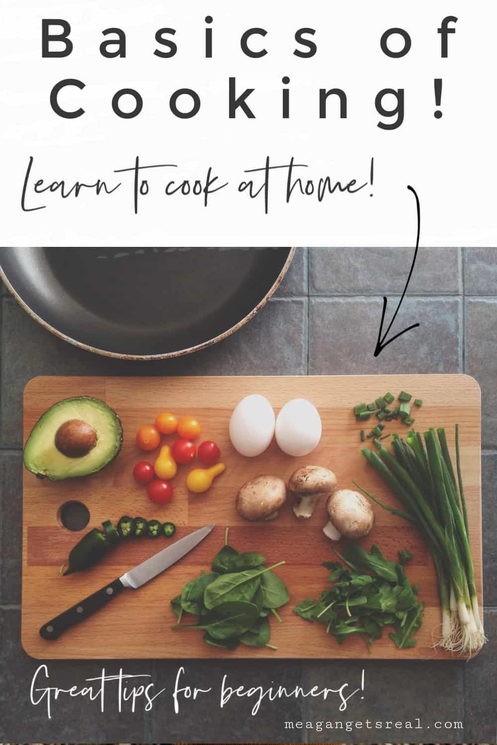 With this basics of cooking post you can learn simple tips to learn to cook from home. Learn to cook a variety of foods your family likes.