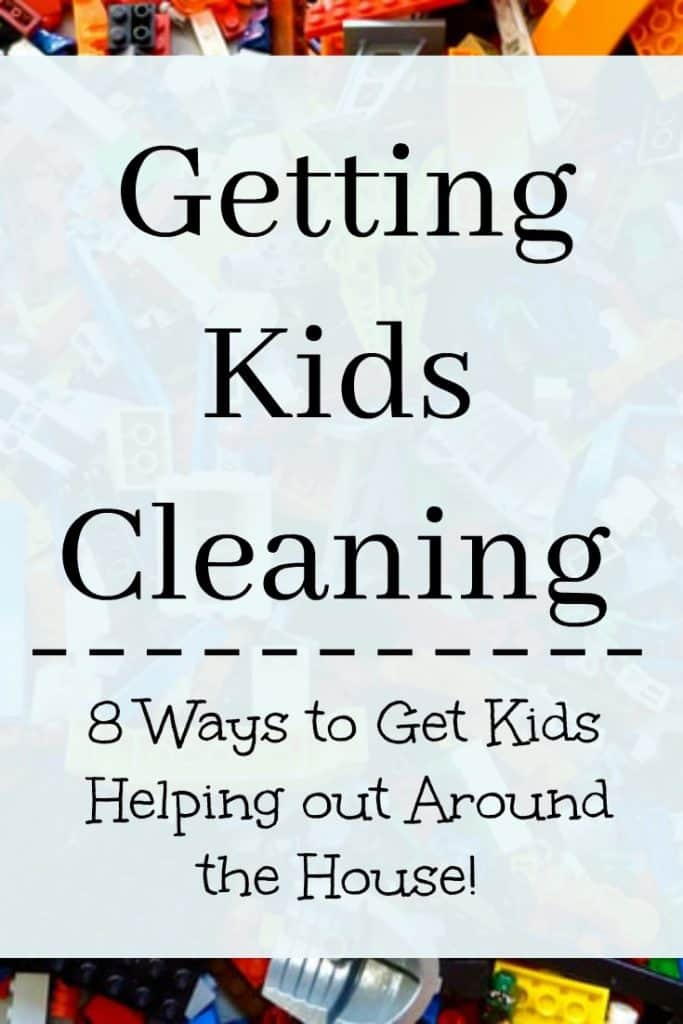 Are you having a hard time getting kids cleaning at your house? Don't let it stress you out. Check out these great tips to help you conquer the mess!