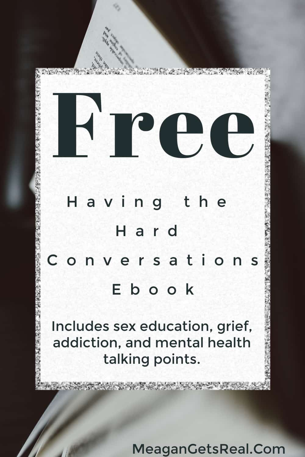 Having the Hard Conversations Free Ebook
