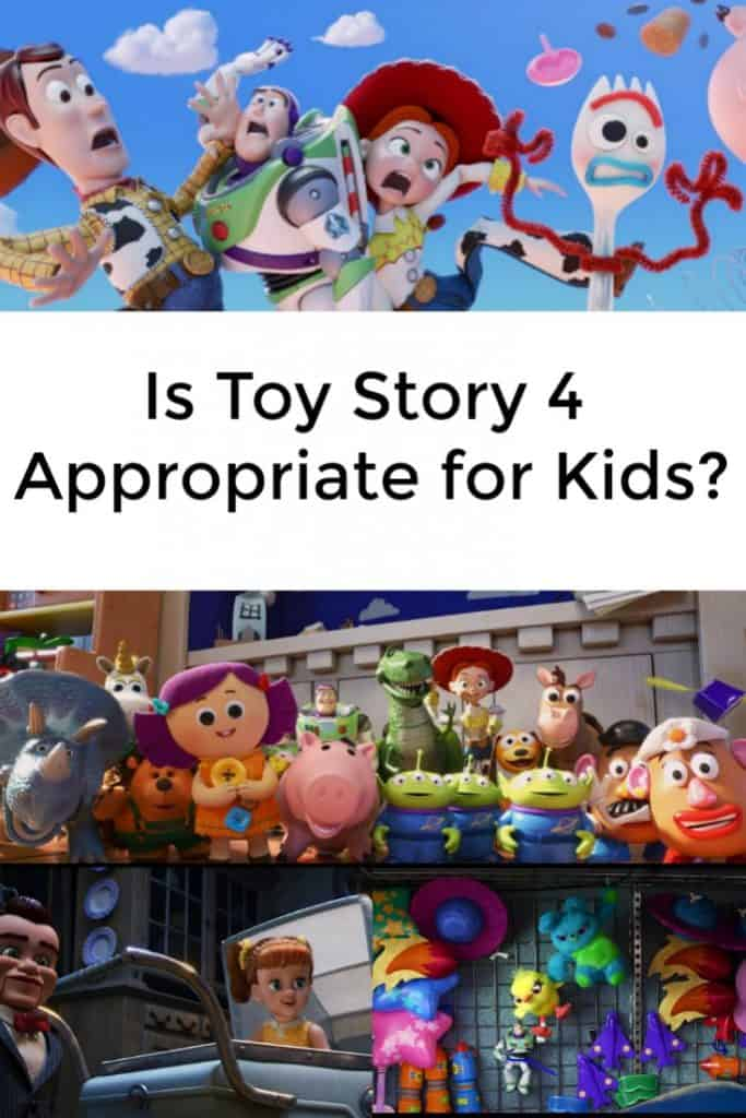 Is Toy Story 4 appropriate for kids? In this spoiler free Toy Story 4 review you will find the answer as well as find out if the movie is worth seeing. #ToyStory4 #MovieReview #Disney