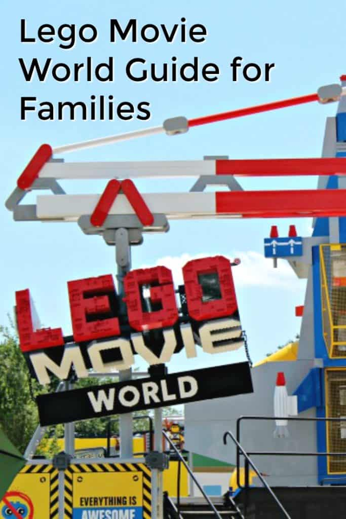 Lego Movie World in Legoland Florida has opened to the public. A short drive from Orlando you can find this Lego themed land focused on the Lego Movie and you don't want to miss it. Don't miss these tips for enjoying your trip to Lego Movie World. #LegoMovieWorld #TheLegoMovieWorld #Lego #Legos #Legoland #LegolandFlorida #Florida #Floridavacation #Travel #VisitFlorida #FamilyVacation #FamilyTravel
