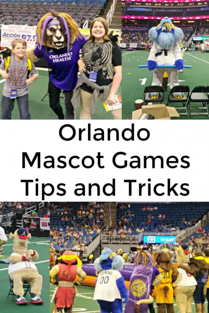Orlando Mascot Games Tips and Tricks - See your favorite mascot face to face at the Orlando Mascot Games. Find out how to make the most of the mascot games with these tips and tricks.