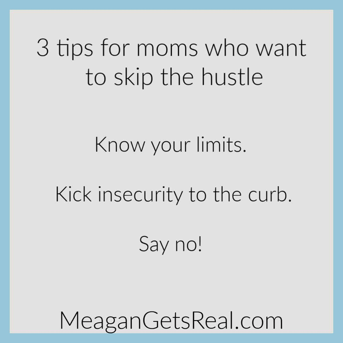 3 Tips for moms who want to skip the hustle. Support for moms doesn't have to be hard to find with this comprehensive guide filled with parenting resources for moms you won't want to miss.