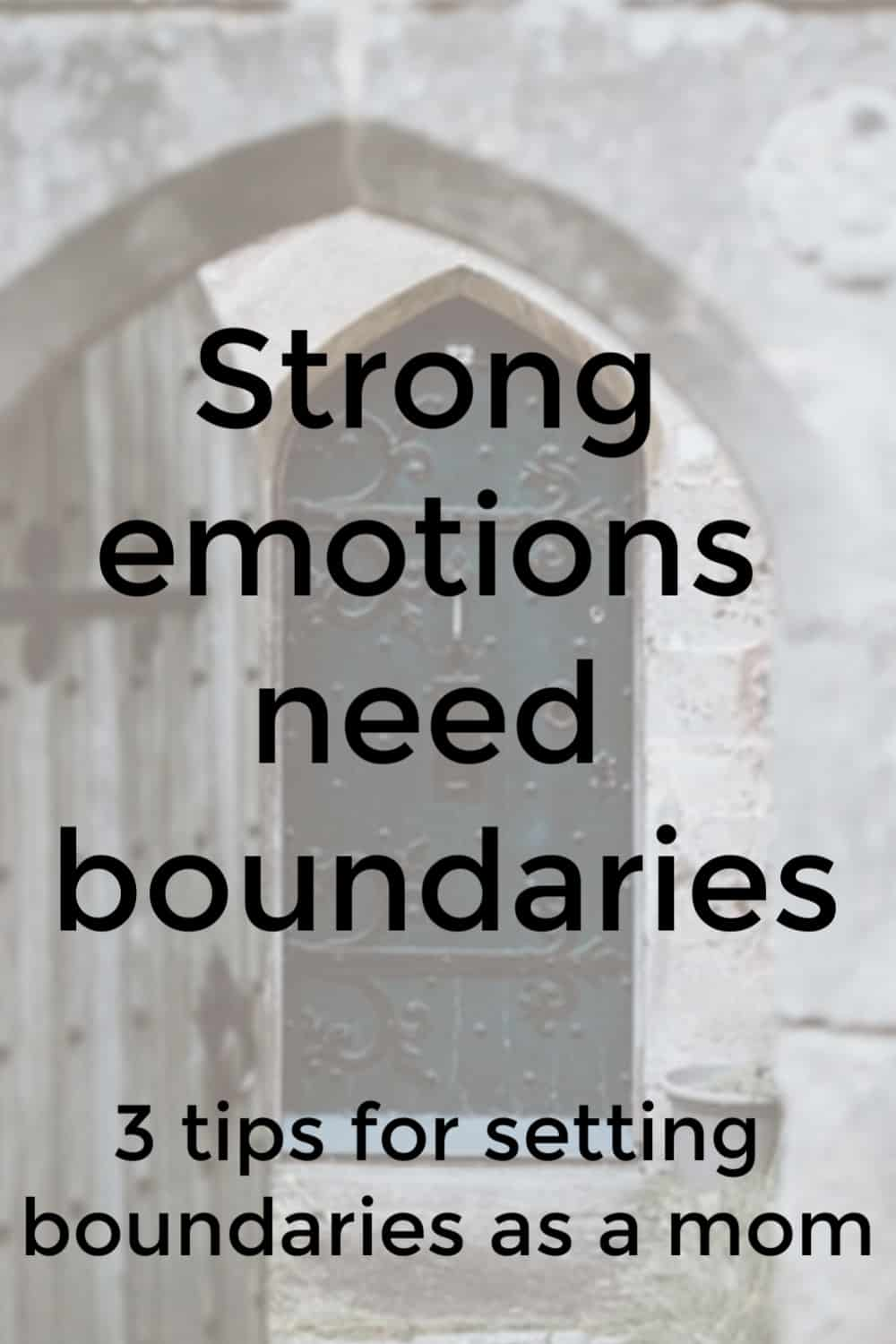 3 Things I've learned about boundaries. Support for moms doesn't have to be hard to find with this comprehensive guide filled with parenting resources for moms you won't want to miss.