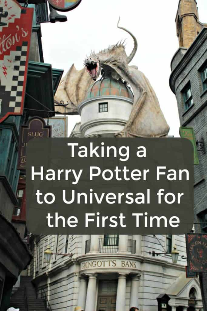Are you thinking about taking a Harry Potter fan to Universal Orlando for the first time? Don't miss these Universal tips for Harry Potter fans that are sure to make your Universal vacation magical!