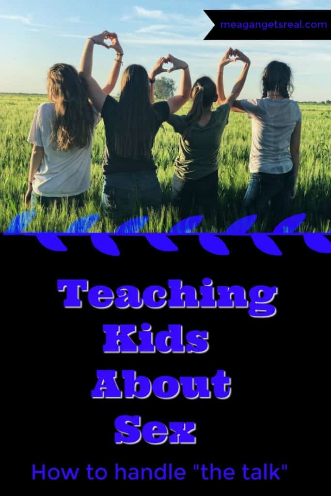 "Have you had ""the talk"" yet? Teaching kids about sex doesn't have to be hard. Keep it simple and figure out your approach with these sex education questions - #Parenting #SexEducation #MomTips #edchat"
