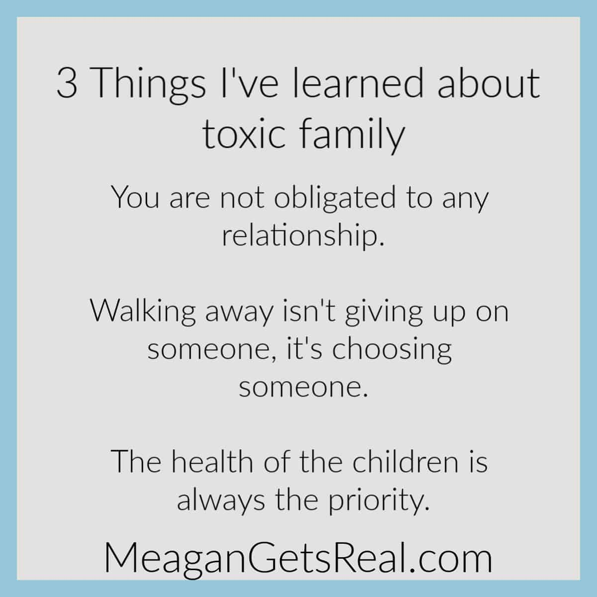 3 Things I've learned about toxic family. Support for moms doesn't have to be hard to find with this comprehensive guide filled with parenting resources for moms you won't want to miss.
