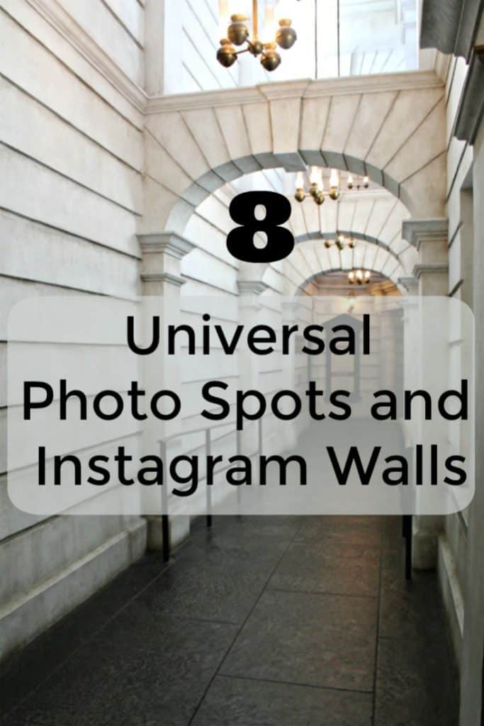 Are you thinking about taking a Harry Potter fan to Universal Orlando for the first time? Don't miss these Universal tips for Harry Potter fans. Universal Photo Spots and Instagram Walls for Harry Potter Fans #ReadyforUniversal #UniversalStudios #Orlando #FloridaTravel #FamilyTravel #HarryPotter