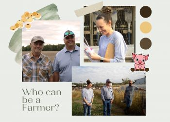Who can be a farmer?