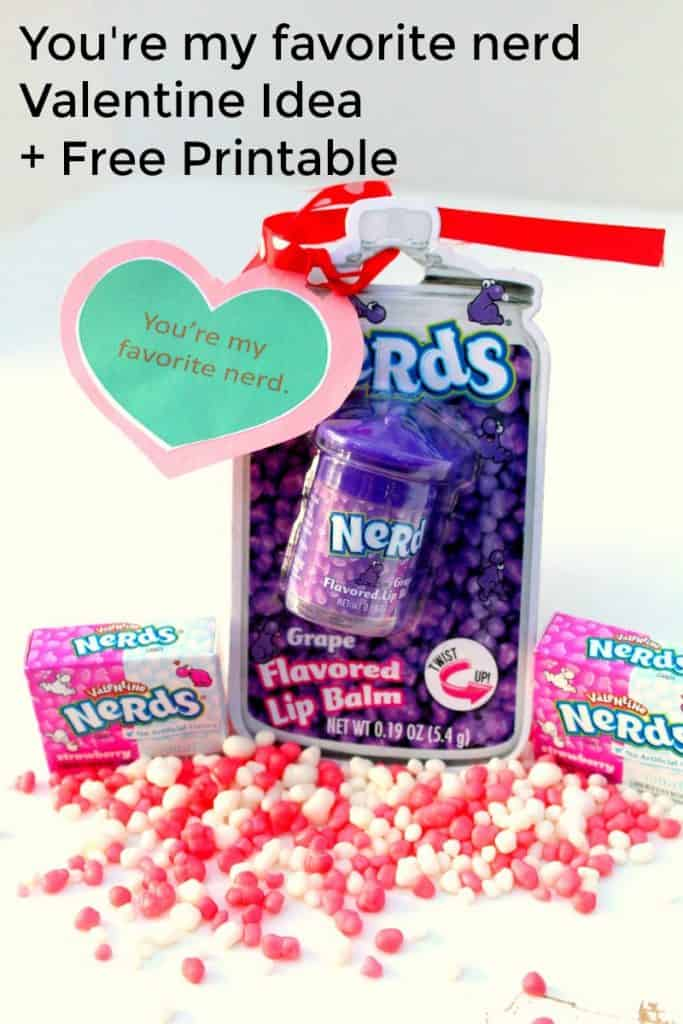 These tween valentine ideas are perfect for the tween who still wants to give valentines but wants a more teen valentine. Don't miss these free printabel tween valentines. Themes include bacon, nerds, rainbows, body spray, cupcakes, and more. These free valentines are the perfect way for your tween to enjoy valentines.